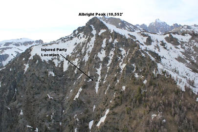 Albright Peak, Grant Teton Nation Park