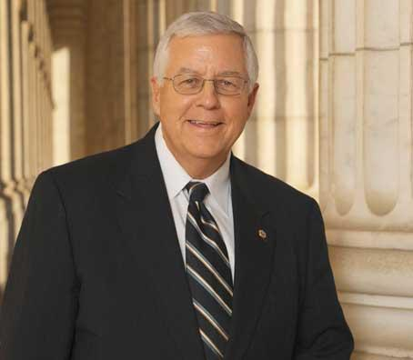 US Senator from Wyoming Mike Enzi