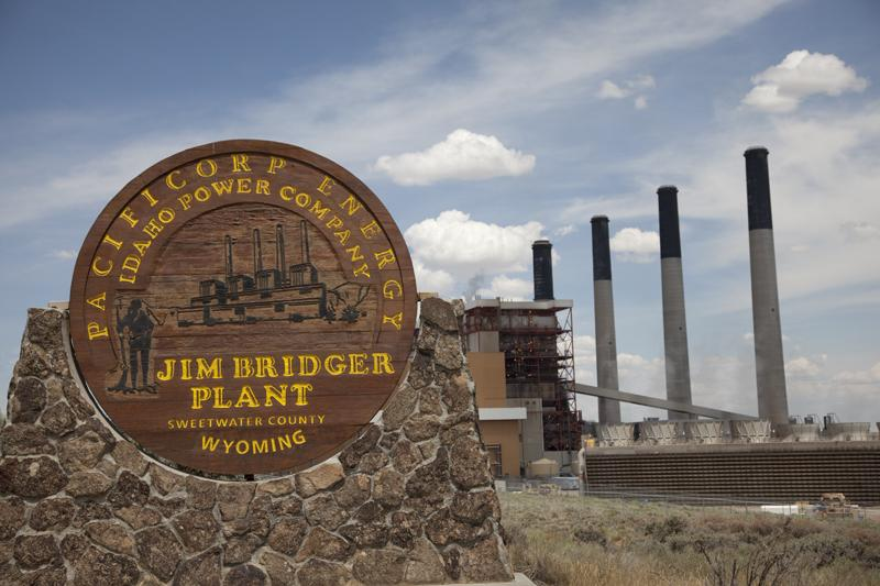 The Jim Bridger coal fired power plant has already had to retrofit its stacks with cleaning technology and plans to do more work in the next couple of years.