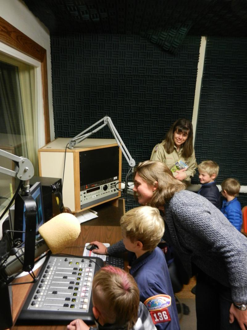Willow Belden Recording w/ Bears