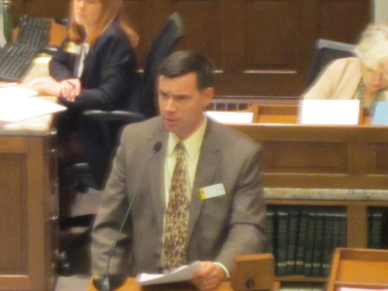 Wy House Works On Language For Bill About Concealed Gun