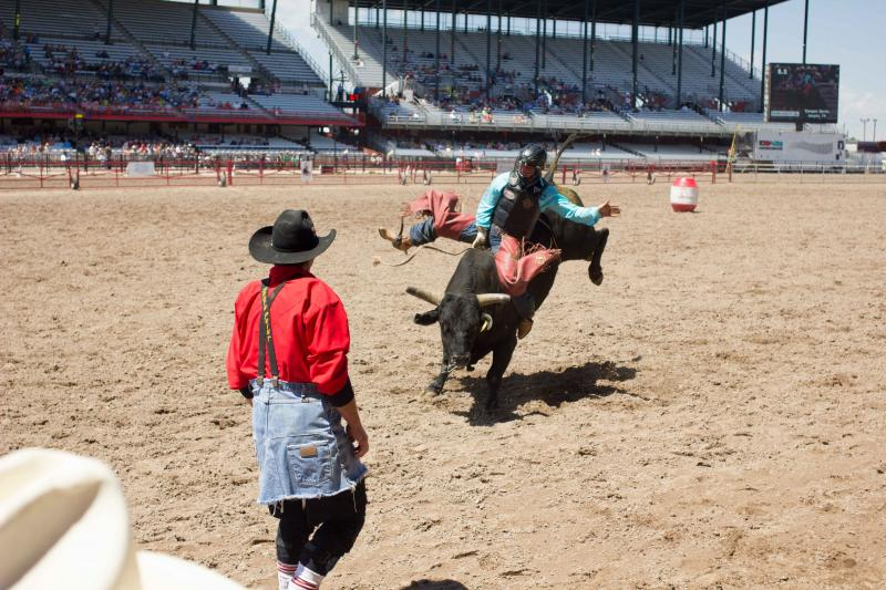 Cheyenne Frontier Days Rodeo