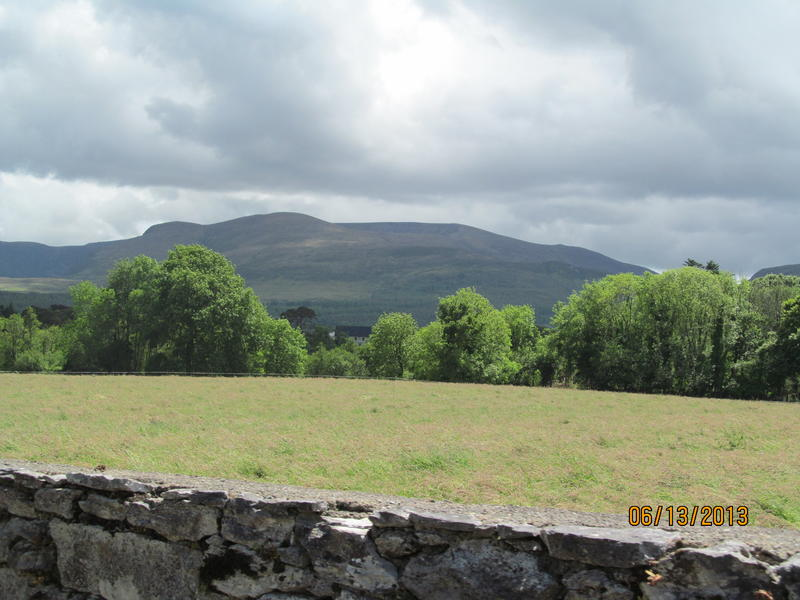County Kerry Mountains