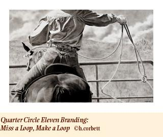 "Rox Corbett print ""Miss a Loop, Make a Loop"" (for a $1,200 pledge)"
