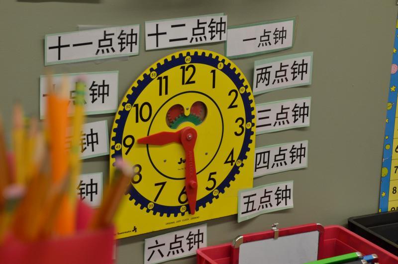 Dual Language Classroom