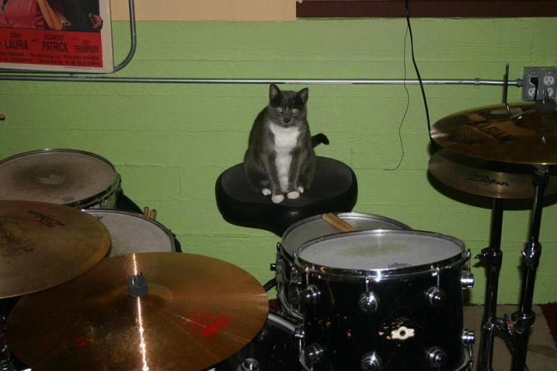 Rudy resides in Bellingham, WA and enjoys drumming in his spare time.