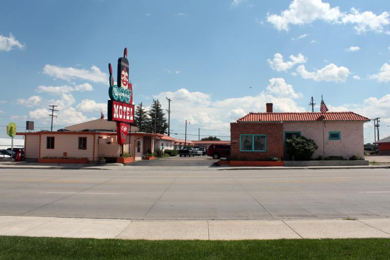 Wyoming Motel, Cheyenne WY