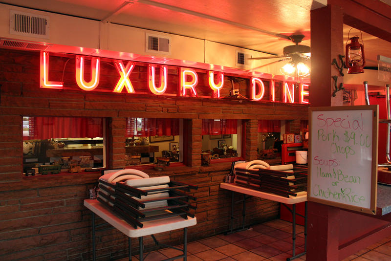 The Luxury Diner