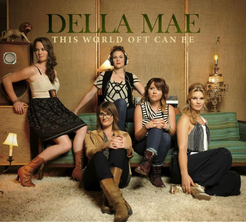 cowgirl in a bluegrass band  della mae u0026 39 s wyoming connection