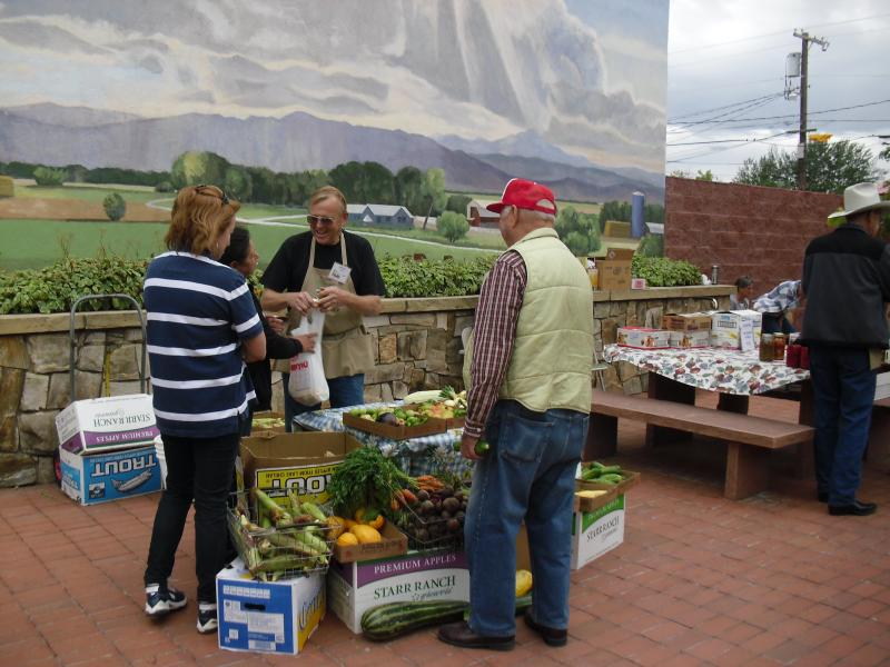 Platte County Farmers Markets are held every Saturday morning from early July through late September. Markets are held in the Pocket Park located on 9th Street in downtown Wheatland. Everything from produce to jewelry can be purchased.