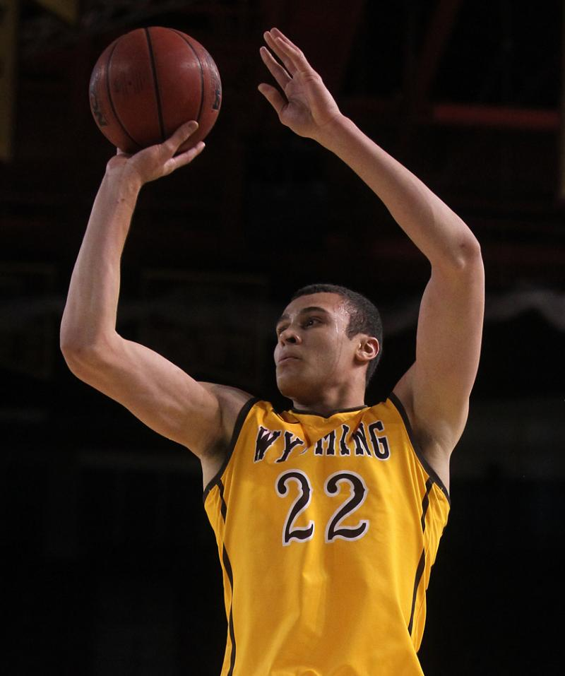 Cowboy Basketball Player Larry Nance Jr.