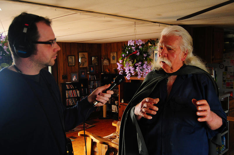 WPM's Micah Schweizer interviews Neil UiBreaslain. He and his wife Kitty own the Star Flower Ranch.