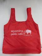 WPR Bison Shopping Bag.