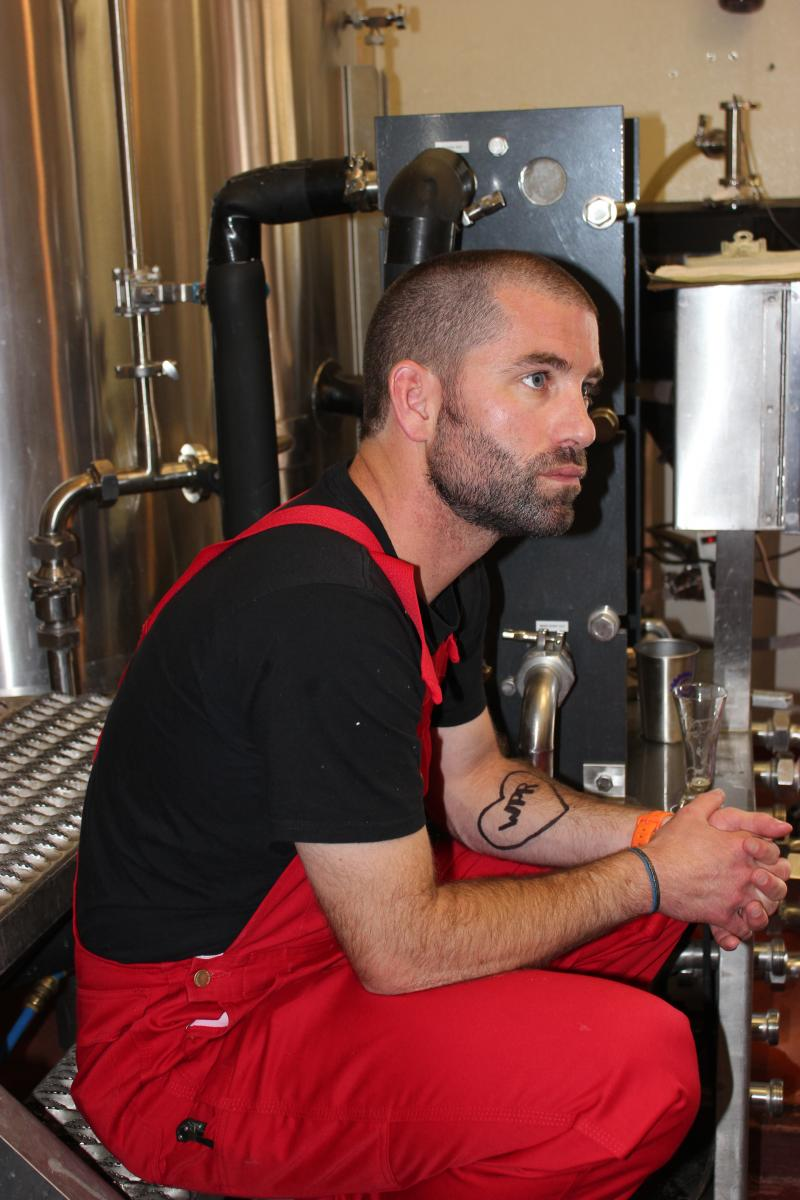 Jared Long is interviewd by the WPM staff.