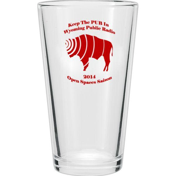 'Open Spaces Saison' glass prototype.