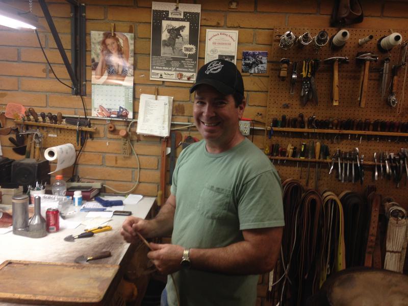 Saddle Craftsman Link Weaver