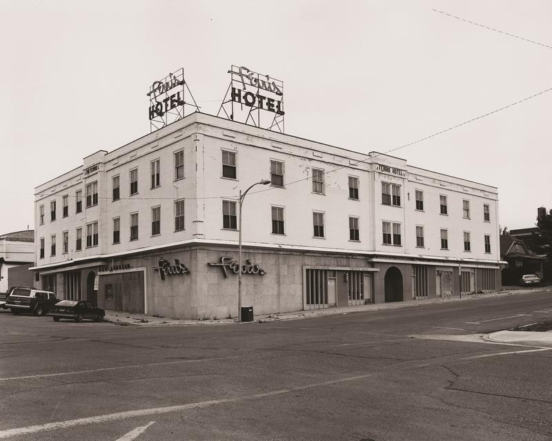 The Ferris Hotel Rawlins 1987