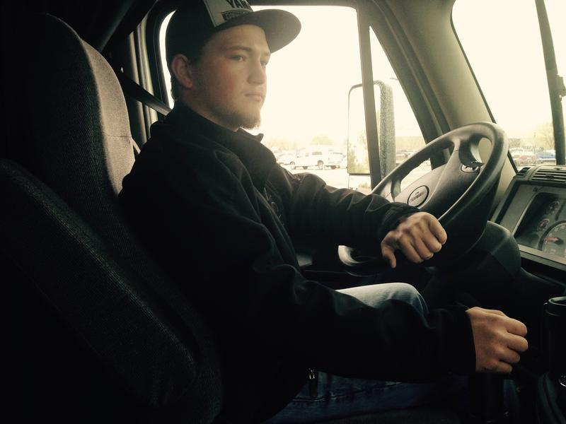 Douglas Students Train For Trucking Jobs | Wyoming Public Media