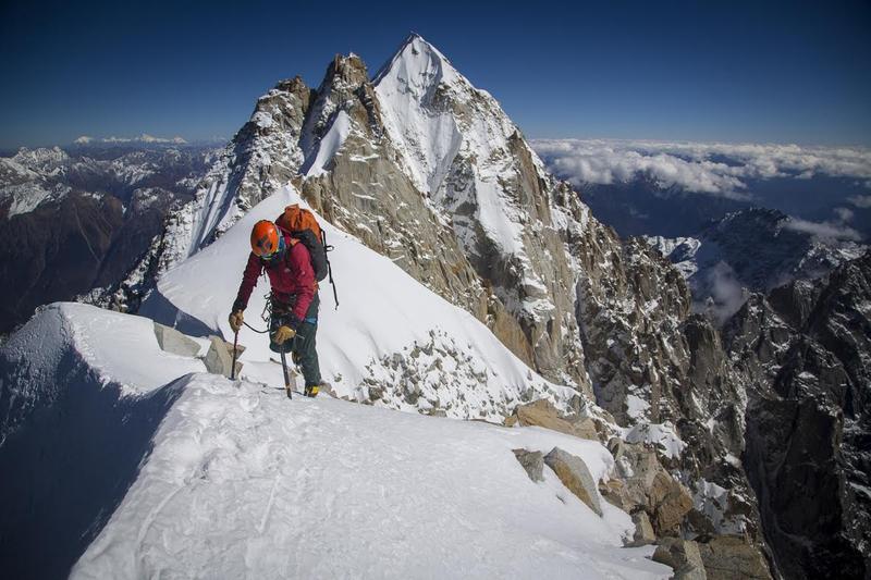 Mark on Summit