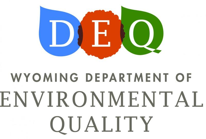 Wyoming Department of Environmental Quality logo