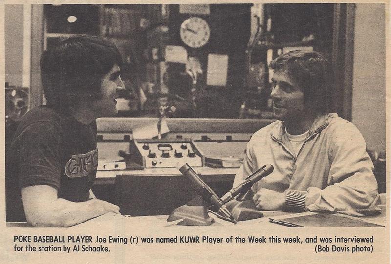 Al Schaake interview 1977