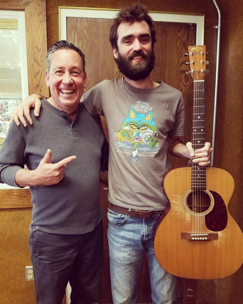 Paul Montoya with Austin Miller