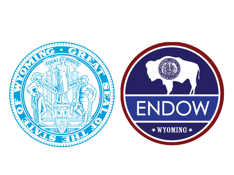 ENDOW, Economically Needed Diversity Options for Wyoming, logo