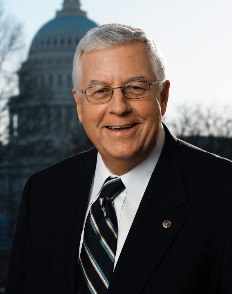 Senator Mike Enzi (R)