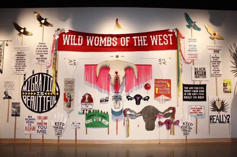 The Wyoming Art Party's exhibit will explore and expand on the myth of the American West.