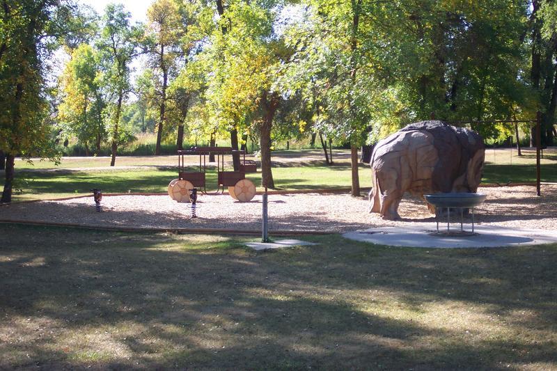 Connor Battlefield Playground