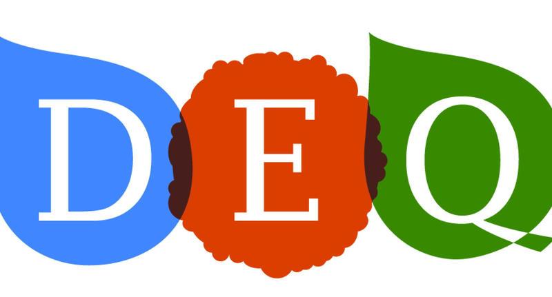Wyoming Department of Environmental Quality logo