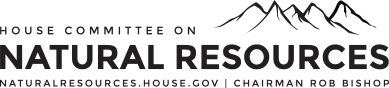 House Committee on Natural Resources Logo