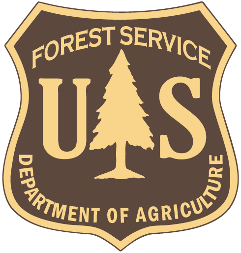 Logo of the United States Forest Service