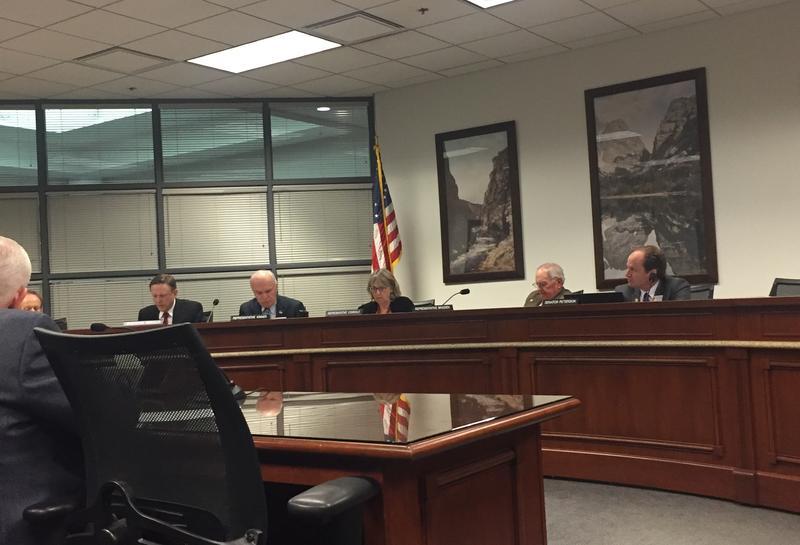 Joint Revenue Committee ponders tax bills.