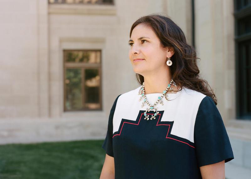Wyoming State Senator Affie Ellis.