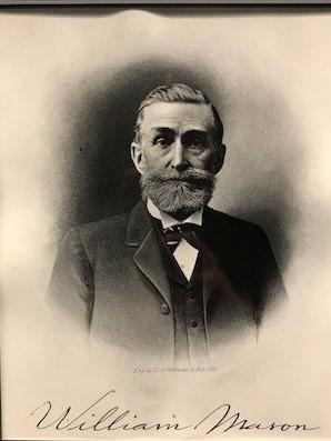 Photo of William Mason.