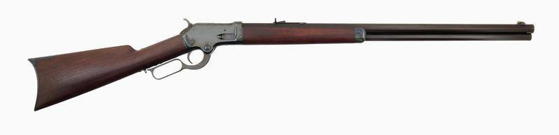 Colt Lever Action Rifle.
