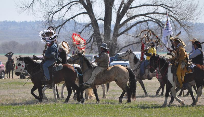 Hundreds From Tribes Around the West Turn Out For 1868 Fort Laramie Treaty Commemoration