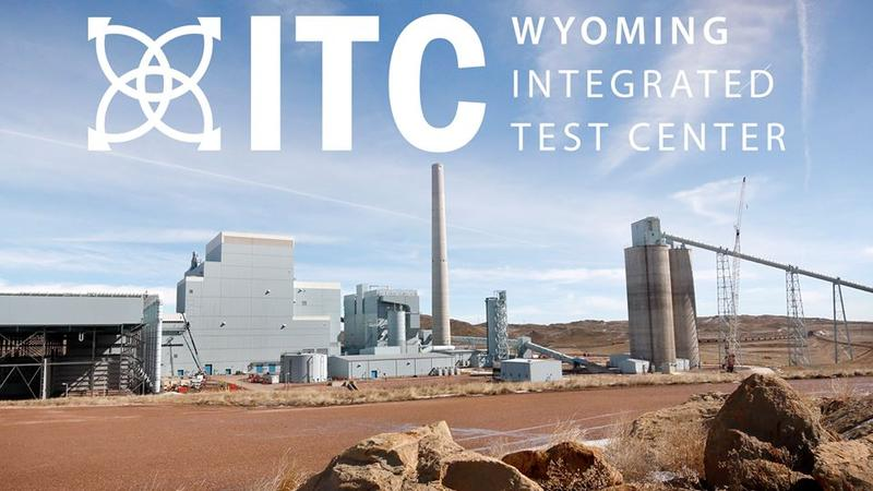 Photo posted on Wednesday - the day of the dedication ceremony held for the Integrated Test Center