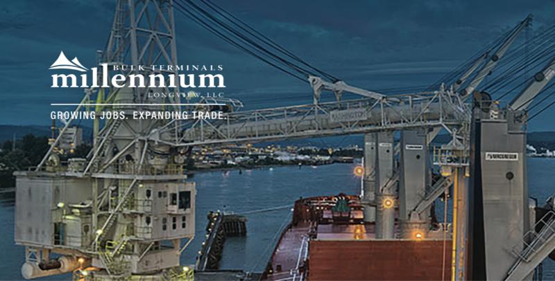 Millennium Bulk Terminals Header