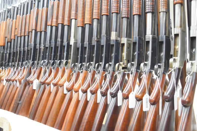 Cody Firearm Museum Storage