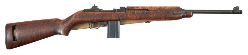 1988.8.632 WW II: M1 Carbine