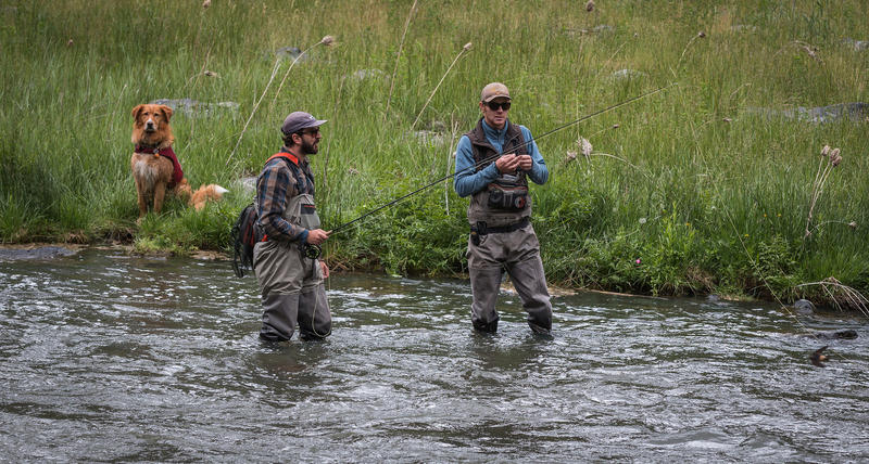How social media could be changing fly fishing wyoming for Hudson river fishing spots
