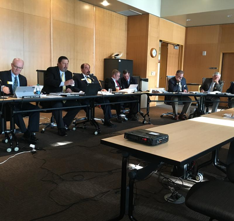 Joint Minerals, Business, and Economic Development Meeting At UW
