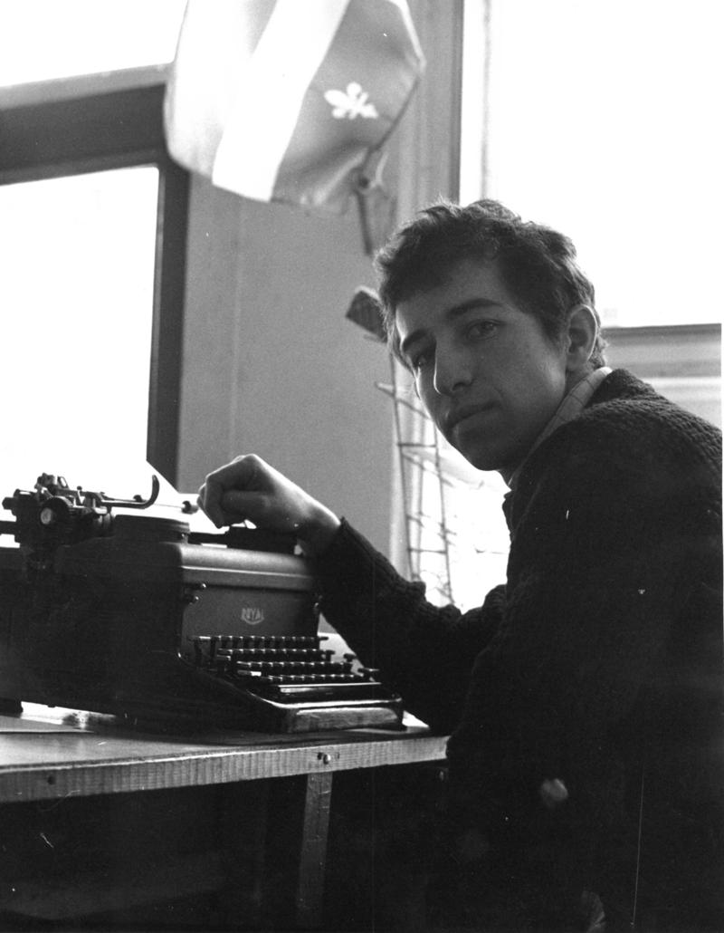 Portrait of Roger Neville Williams, undated. Box 11, Roger Neville Williams papers.