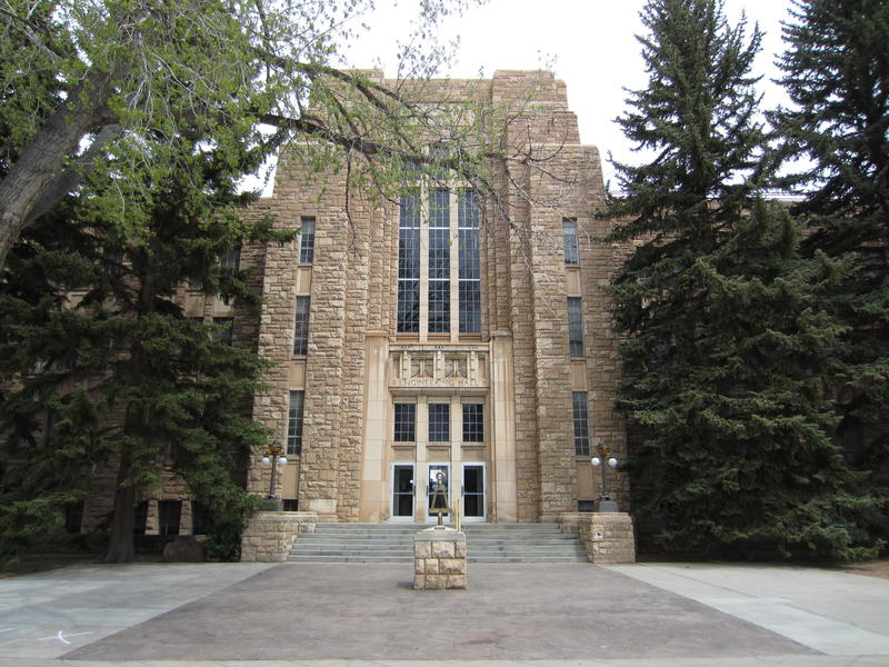 The Engineering College at the University of Wyoming