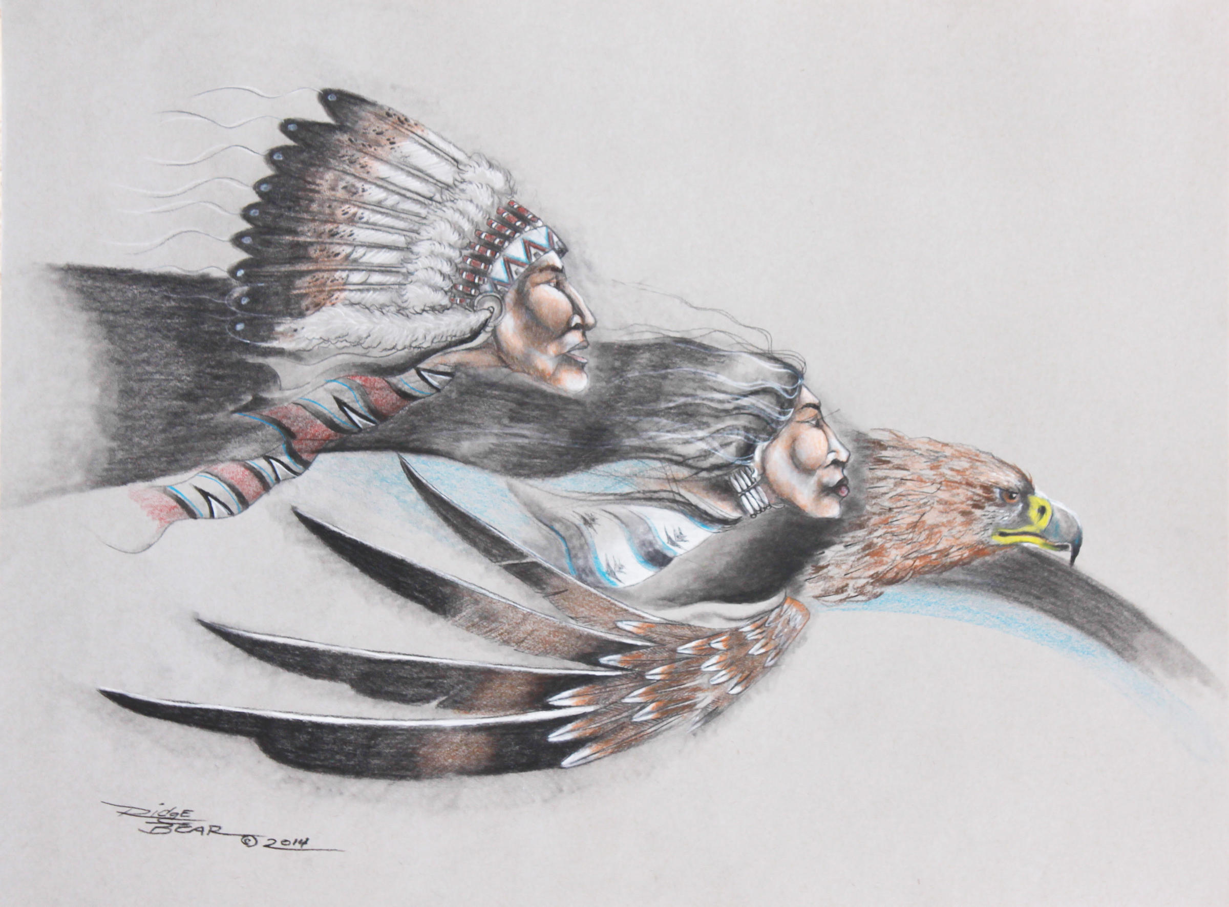 Lander Art Center To Host 2nd Annual Native American Art Show ...