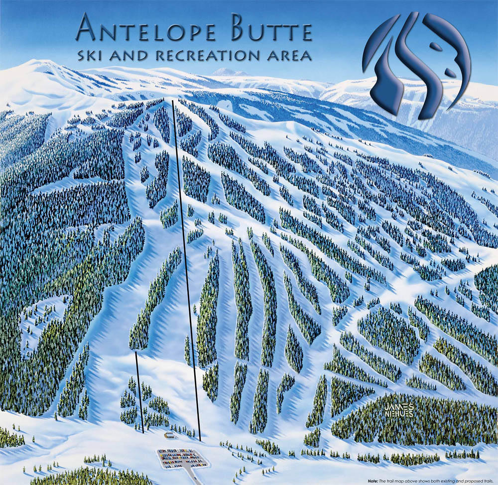 antelope butte ski area continues plans to reopen, expand with