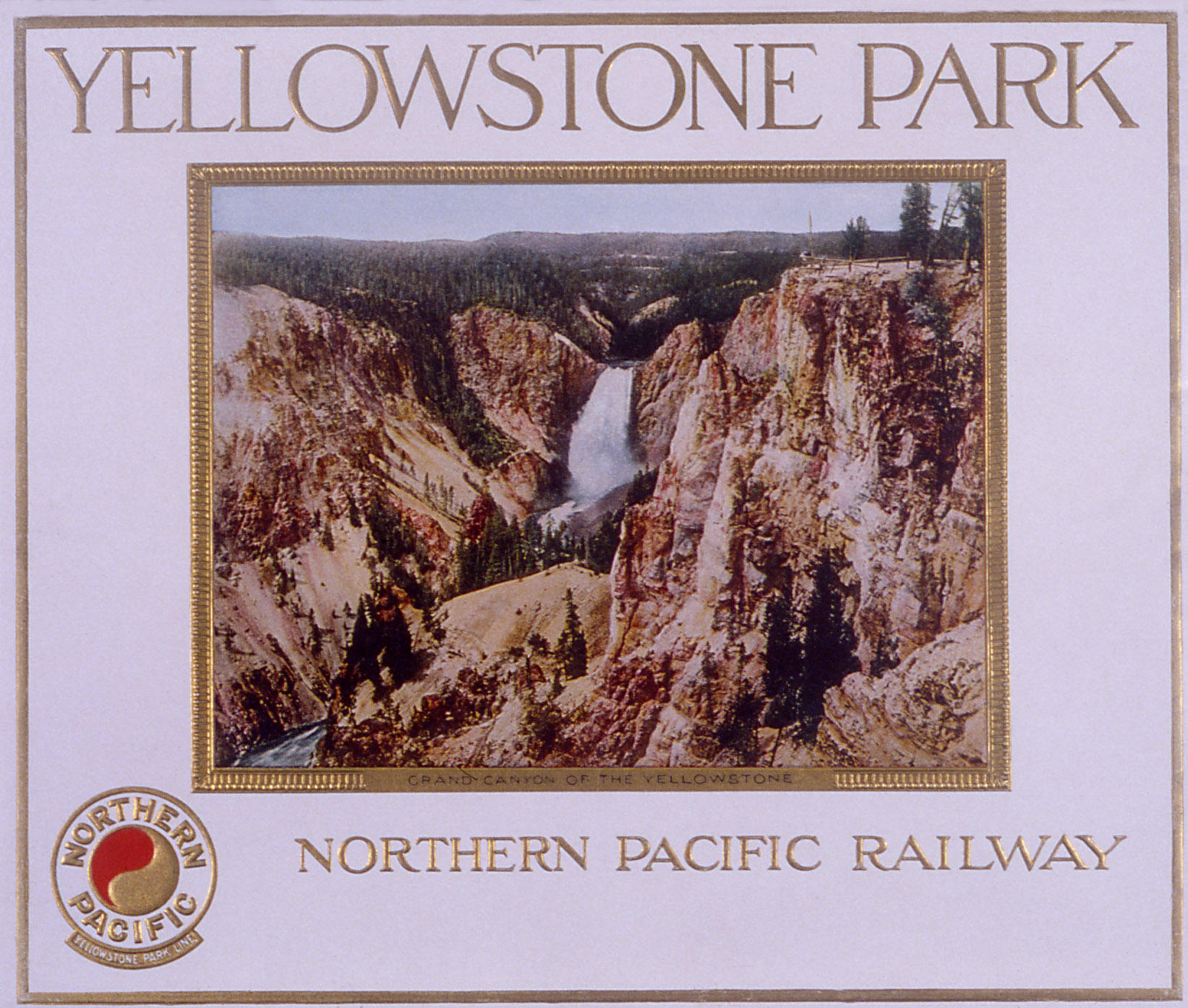 yellowstone national park brochure pdf