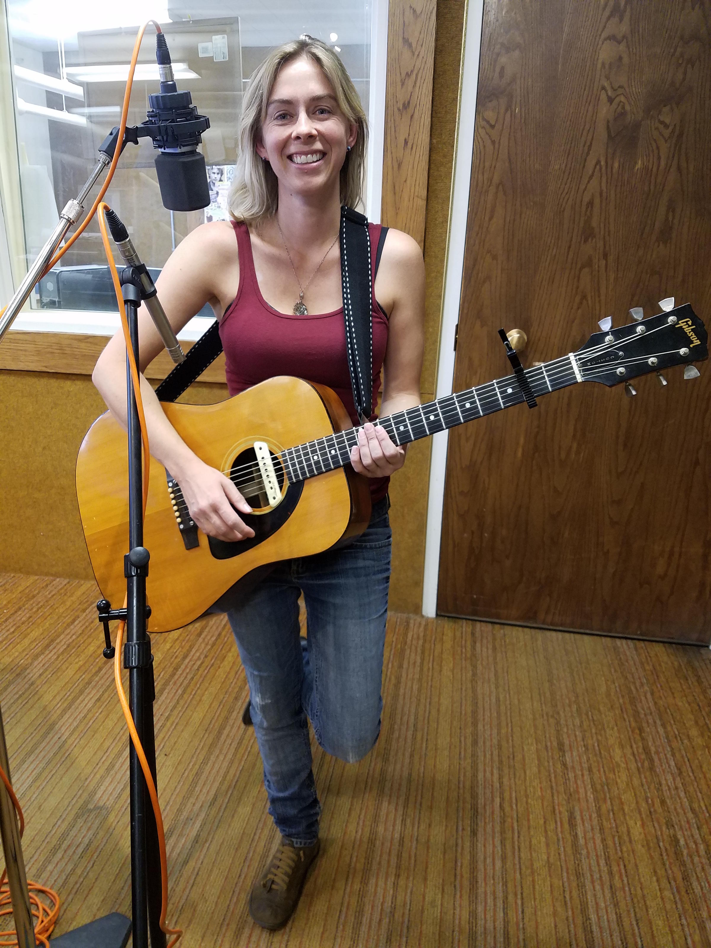 dallas singer songwriter vanessa peters on morning music wyoming view slideshow 2 of 3
